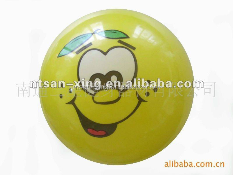 New design printing private label promotion Non-toxic pvc toy balls