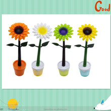 sunflower flowerpot pen with stand
