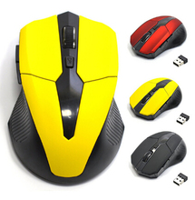 ShenZhen Factory Custom logo printing 2.4ghz Wireless Mouse