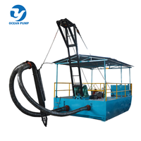 High Efficiency Small Dredge for Sale