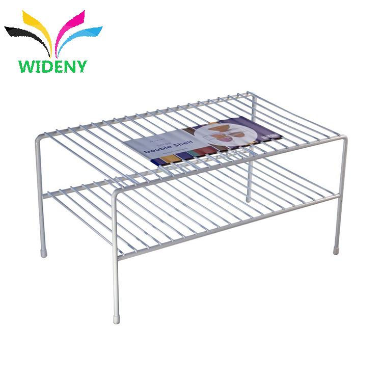 Home Storage Metal Wire Kitchen Organizer E Rack