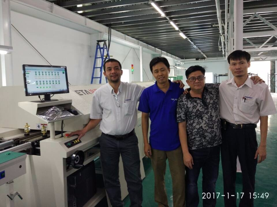 High Quality Solder Paste Printing Machine 18