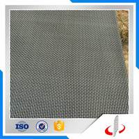Stainless Steel Iron Wire Crimped Mesh For Nutsch Filter