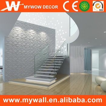 3d Gypsum Decorative Wall Panel Panel Wall - Buy 3d Gypsum ...