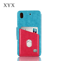 factory wholesale smart case back card slots for WIKO RAINBOW JAM 4G case cover
