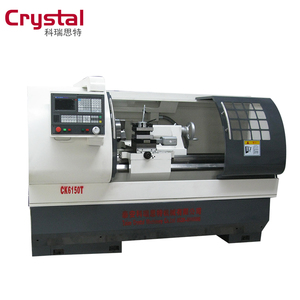 CK6150T lathe turning machine processing length 1000mm chinese cnc lathe