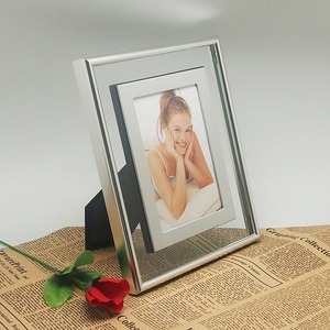 Qmemo brand Beautiful Picture Glass metal picture Frame