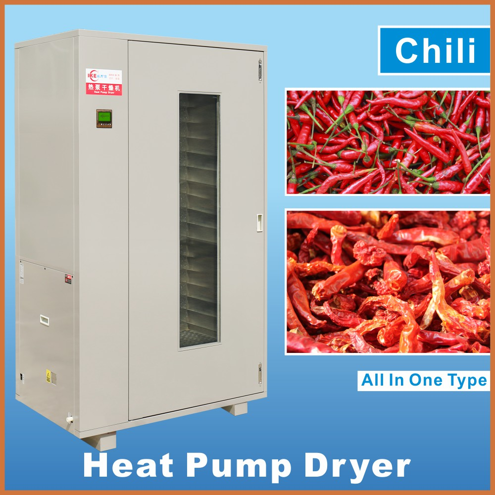 Industrial Hot Air Vegetable dehydrator machine Fruit Dryer Food Drying Machine for red/green Chilli Taste Aroma keeping