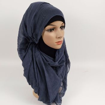 Professional best choice head scarf muslim scarf hair scarf