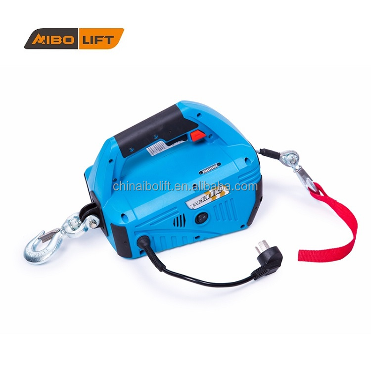 230 V Electric Hoist for home improvement