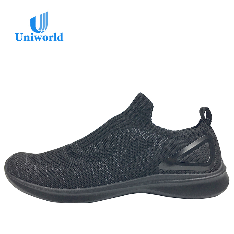 Knit Sneakers Custom From Imported China Sneakers Men Black znxfx15