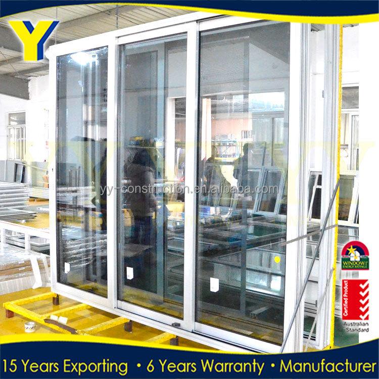 Modelos de puertas de aluminio y vidrio aluminio puerta - Puertas en aluminio y vidrio ...