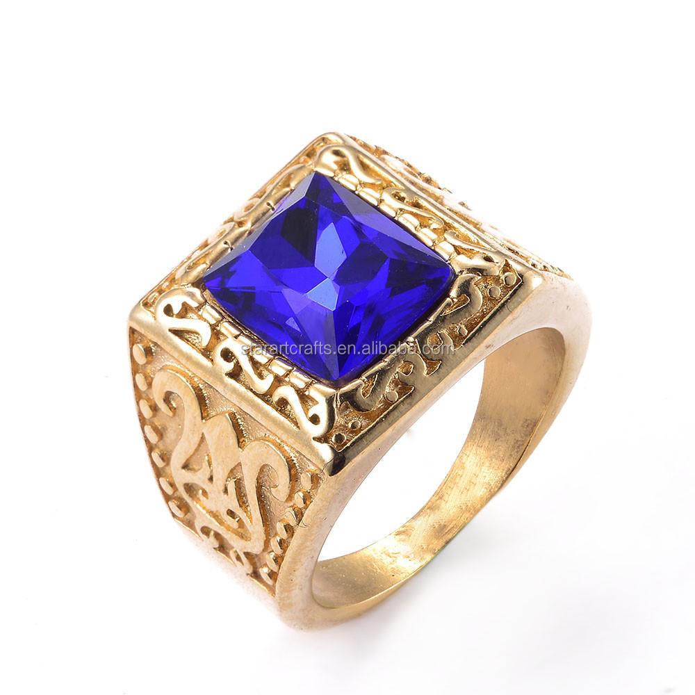 2017 New Gold Ring Models For Men,Latest Gold Finger Ring Designs ...