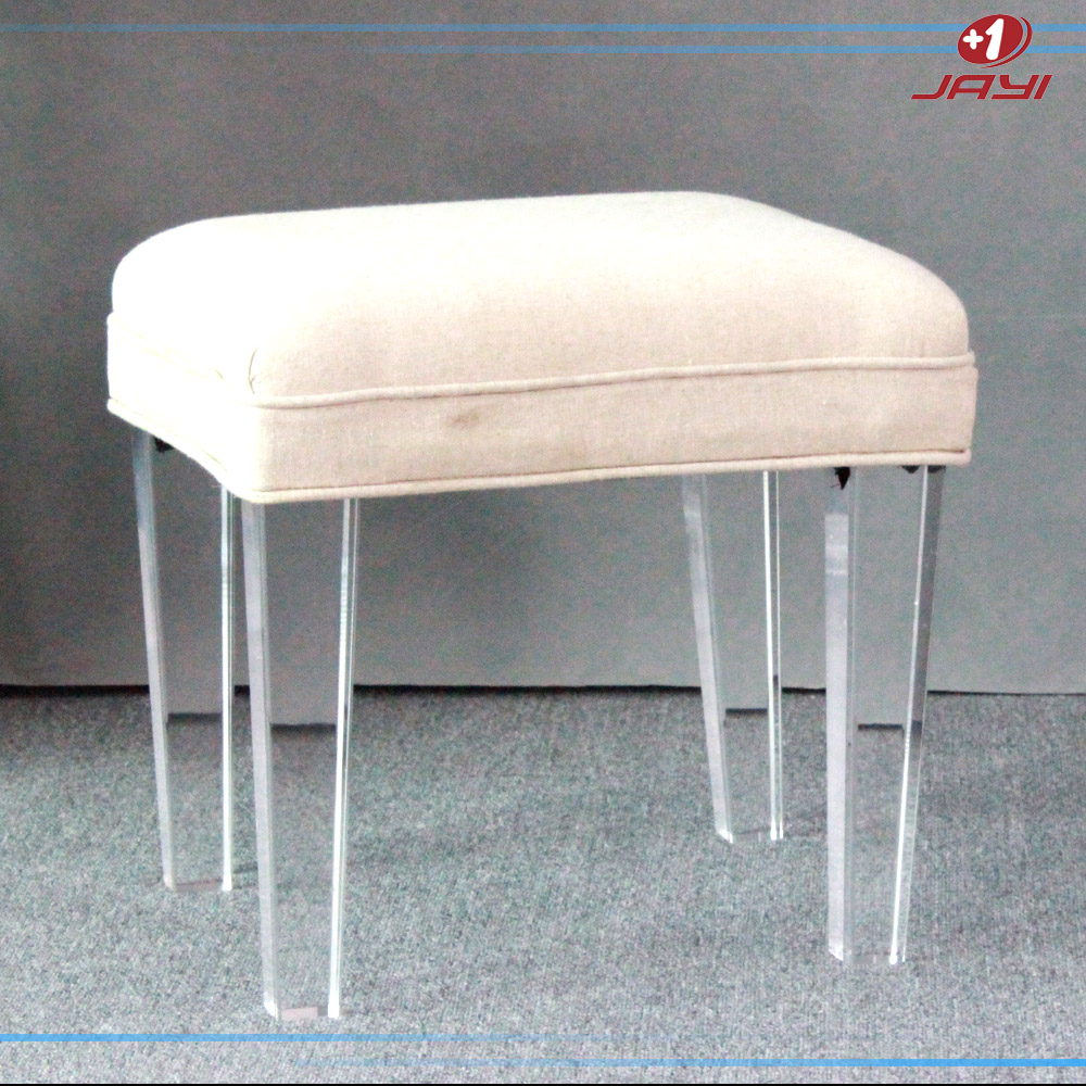 Custom Luxury Lucite Living Room Furniture Cheap Clear