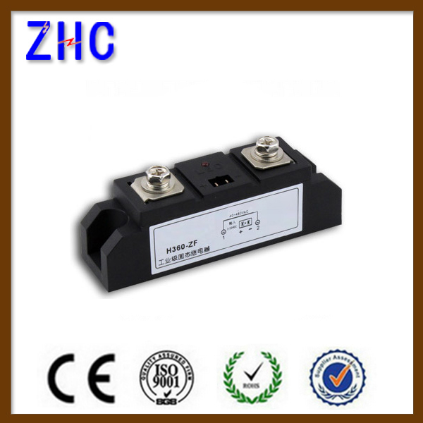 H3 60A 32VDC 480VAC zero crossing industrial solid state relay