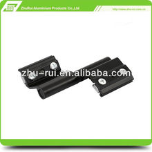 black /white powder coating /anodized aluminum hinge for door and window casement