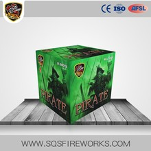 1.4g small shots cake outdoor small fireworks
