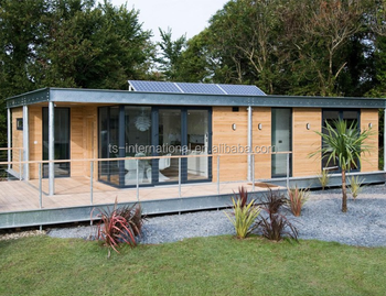 3.4m Wide 2unit 40ft Container Homes Luxury Design, Shipping Container Homes  For Sale In