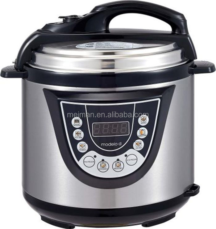 Full sealed structure pressure cooker in good price from GAP CR-37