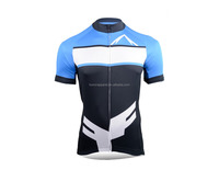 Custom handsome Men's Fitness Wear, Cycling Short Sleeve Suit High quality 2017