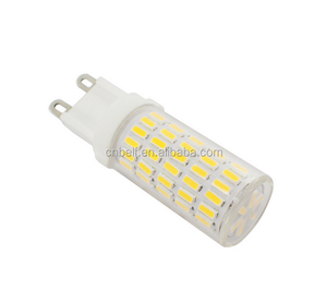 Hot Sell Lifespan 25000h High Lumen 10W Dimmable G9 Led Bulbs