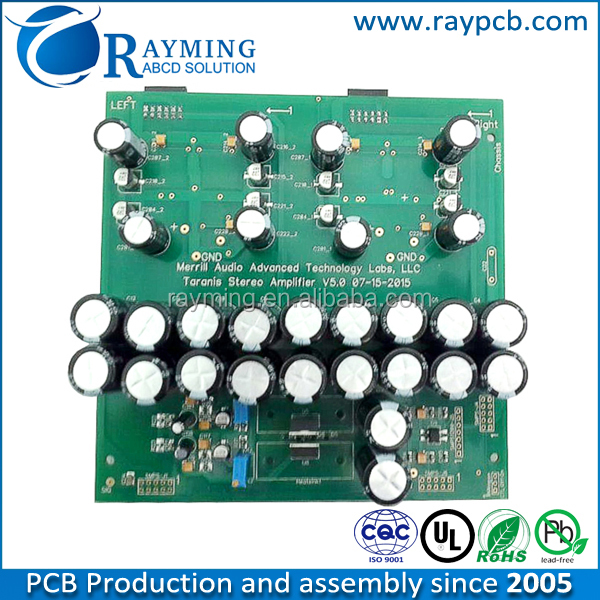PCB Assembly components osp 20 LAYER Digital Products