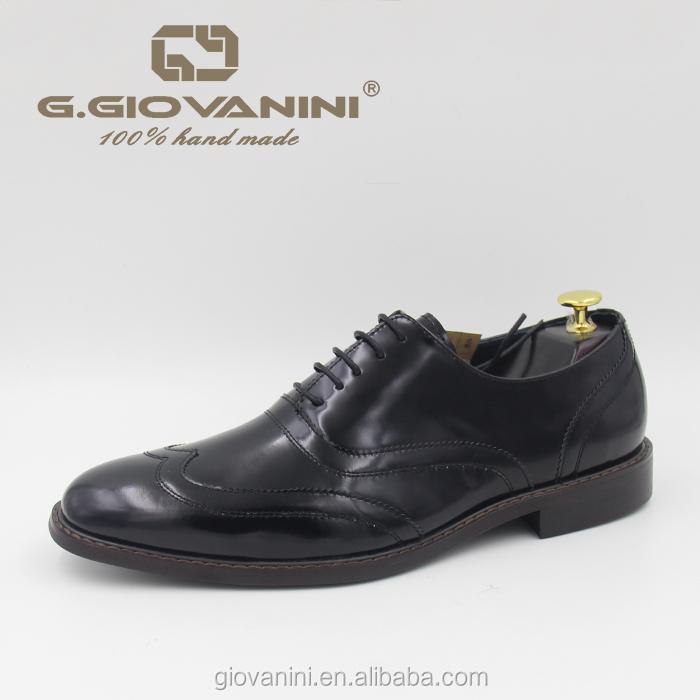 5d969b0a7a7 Fashion Italian designer formal mens dress shoes genuine leather black  luxury wedding shoes men flats office