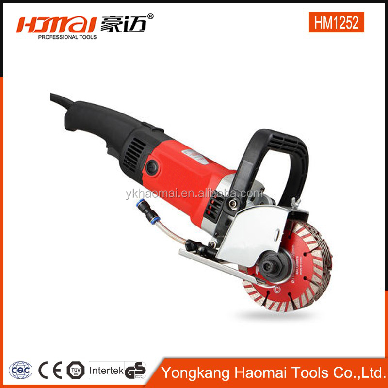 Hot selling Hand-held electric wall chaser machine