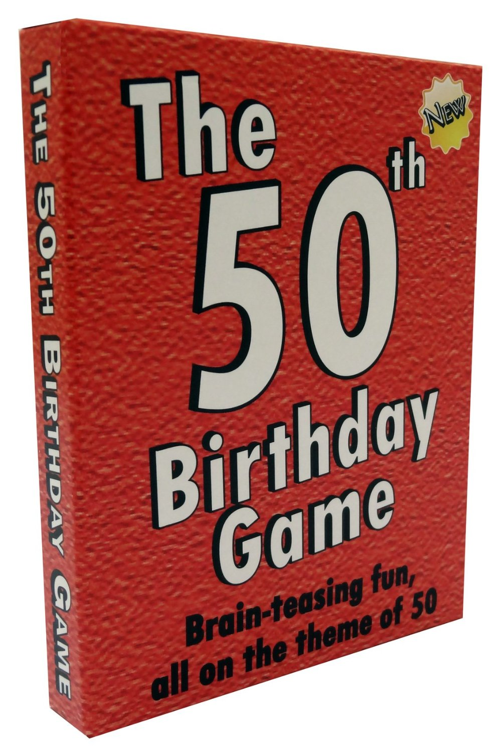 Buy The 50th Birthday Game Fun Party Idea Also A Uniquely Gift For Men And Women In Cheap Price On Malibaba