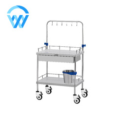 Highend Custom Medical Emergency Trolley