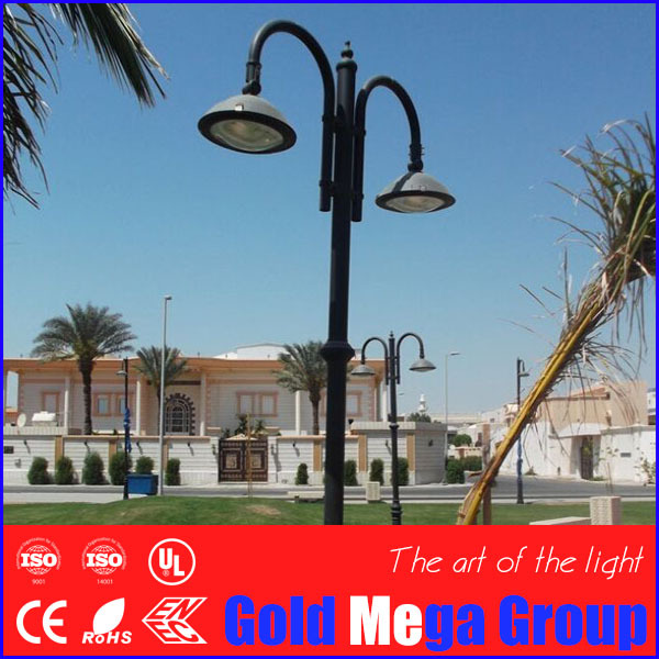 Antique Outdoor 20 Watt Garden Gate Pillar Light /chapter Lamp / Solar  Garden Lamp
