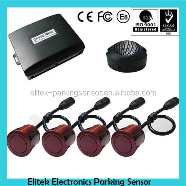 stable quality car parking sensor system with buzzer alarm(EB01-4-MF0)