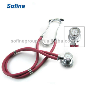 DT-216 Sprague rappaport stethoscope with clock Clock Stethoscope