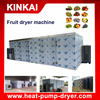 Factory hot sale PLC control Small fruit drying machine / vegetable dehydration machine