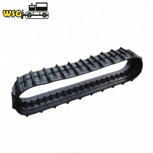Rubber track system 400x72.5nx 70 rubber crawler track