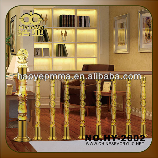 crystal material aluminum glass railing designs aluminum stair railing