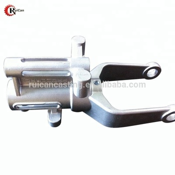 Lost wax casting Stainless Steel products 304/316L clamp