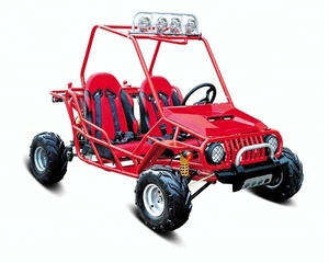 Cheap automatic gas buggy go kart 110cc for kids(MC-408)