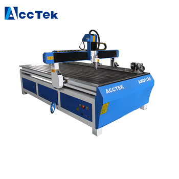 CNC router sign making machine/plastic sign router engraving machine AKG1224