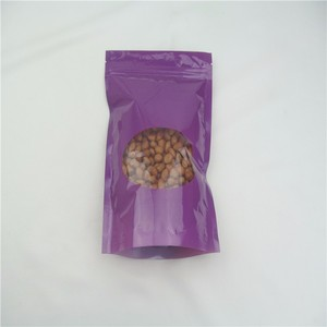 Aluminum Foil 3 Sides Heat Sealed Laminated Coffee Creamer Sachets
