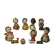resin baby nativity sets for decoration