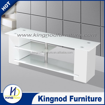 modern tv stand white european style tempered glass tv stands
