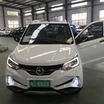 Solar Charge System Electric Car Made In China SUV Car Electric Adult for Sale Electric Vehicle Carrors Electrico Coches Voiture