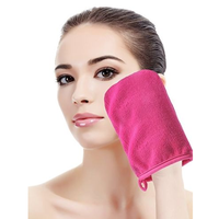 Makeup Remover Cloth Chemical Free Facial Cleansing Towel