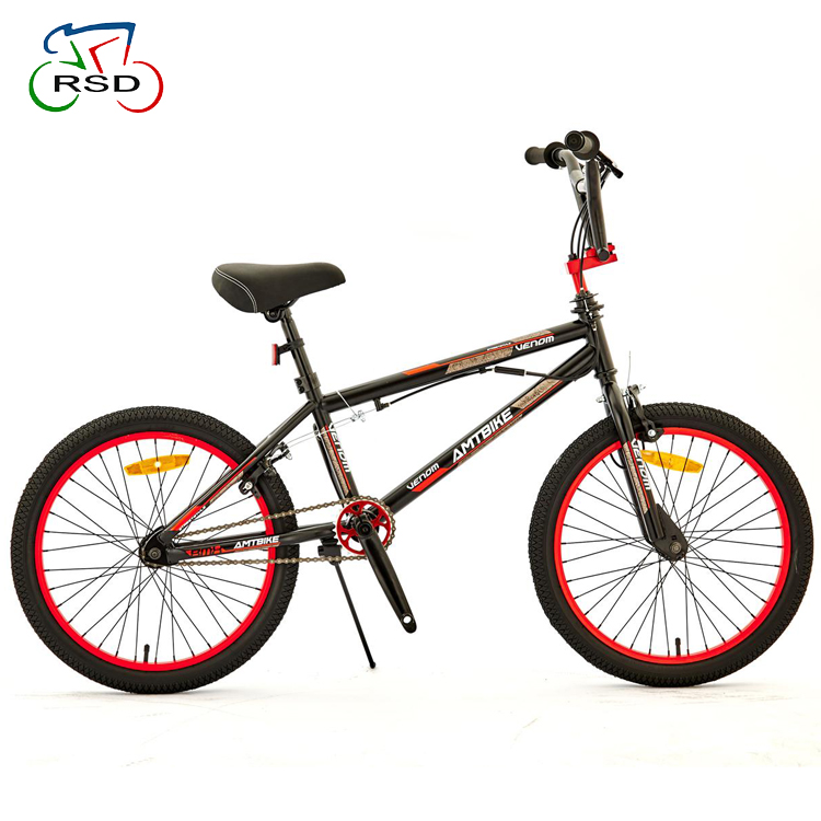 2018 Cr-Mo Steel Fork Material 20 inch freestyle bmx bike / mini bmx bikes