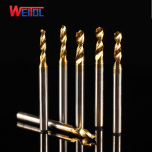 China Advanced Technology WeiTol Coated PCB Drill Bits for Sale