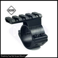 High quality china hunting accessories tactical picatinny top rail scope mount for ar 15