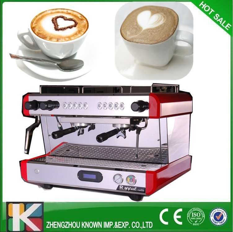 latte espresso coffee machine/latte espresso coffee maker with CE approve