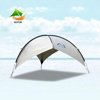 C&ing Wind Canopy Tripod Beach Sun Shelter Fiberglass Pole Huge Space & Camping Wind Canopy Tripod Beach Sun Shelter Fiberglass Pole Huge ...