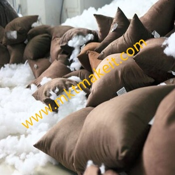 Sofa and Pillow Filler Low Melt Polyester Staple Fiber